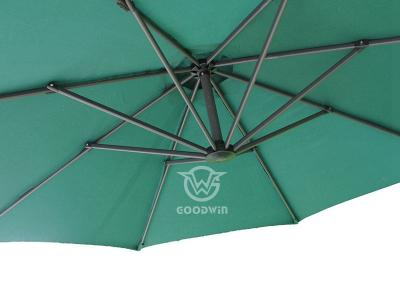 UV-beständig Terrasse Weighted Umbrella Base Cantilever Regenschirm