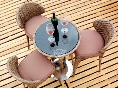Patio Furniture Bar Set