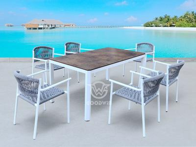 New Material Outdoor Dining Set