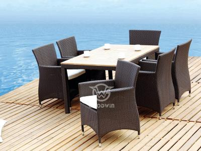 Garden Dining Set 6 Seater
